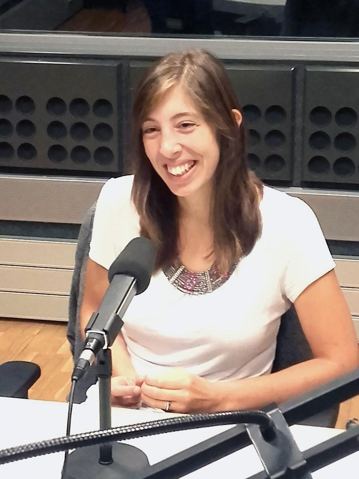Rita Jacobetty no Mais Novos do Que Nunca