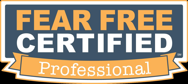 Fear Free certificado