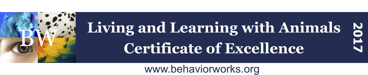 Behavior Works Certificate